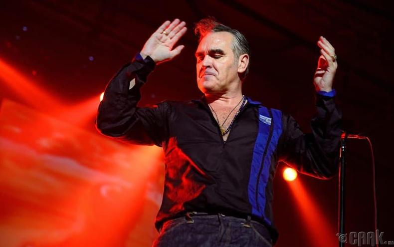 Моррисси (Morrissey)