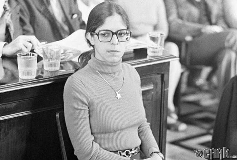 Инес Этьен Ромеу:  Цэргийн хорих анги