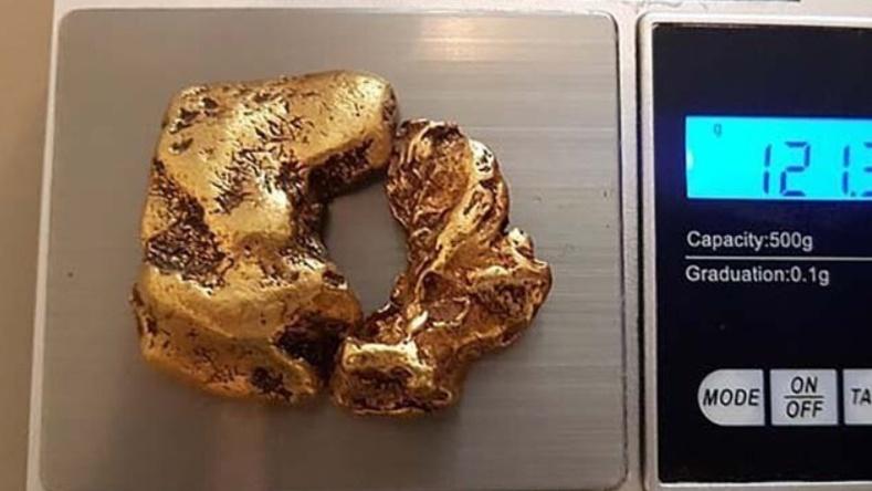 Британи эрийн олсон шижир алт дэлхийн рекордыг эвджээ