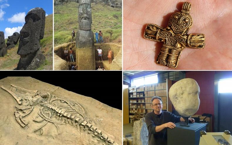 Өнөөг хүртэл учир нь олдоогүй байсан эртний олдворуудын нууц ил боллоо