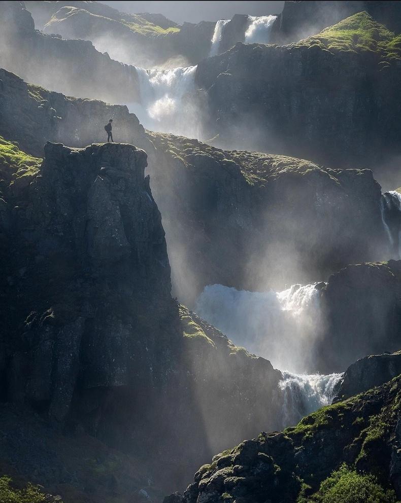 Исландын үзэсгэлэнт байгаль