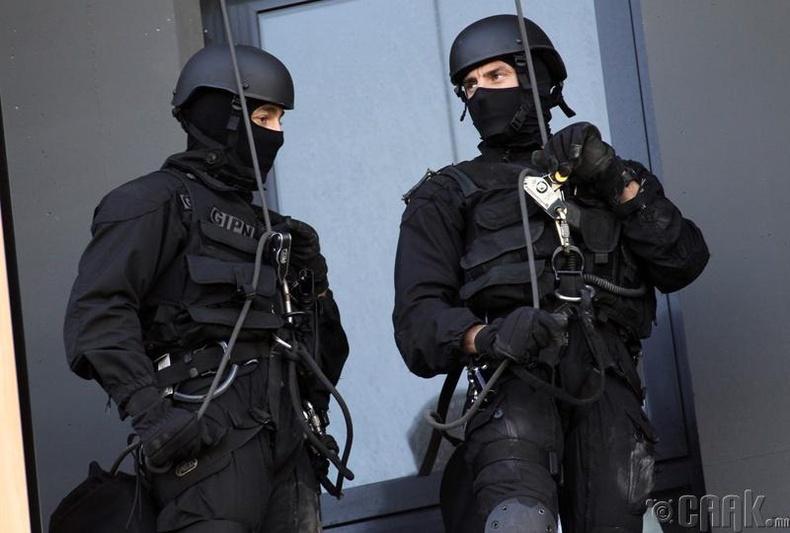 Францын үндэсний цагдаа