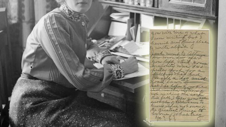 Нэгэн ээжийн хүүдээ бичсэн захидал эмэгтэйчүүдэд санал өгөх эрхийг авчирсан түүх