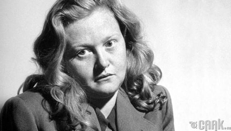 Илсэ Коx (Ilse Koch)