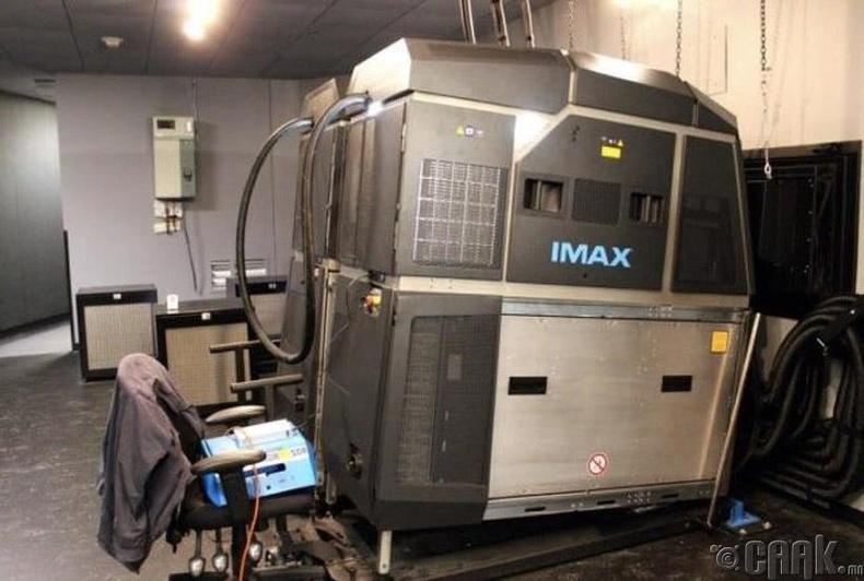 Кино театрын IMAX проектор