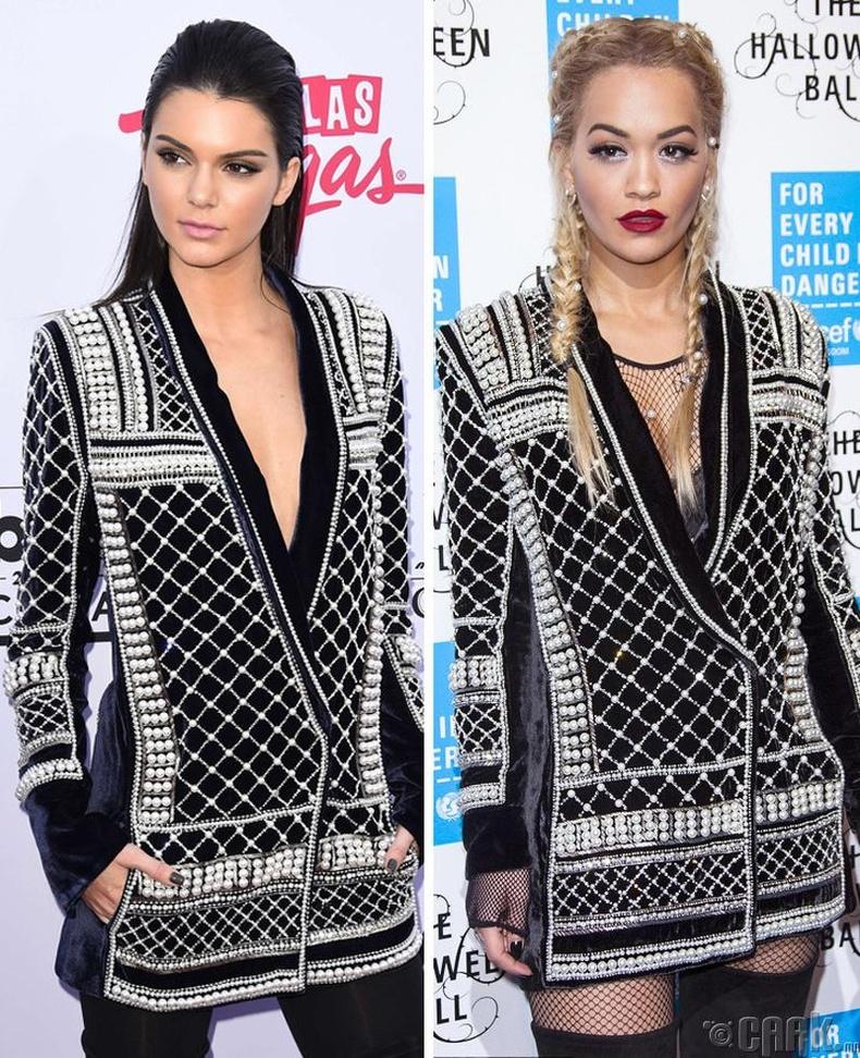 Кендалл Женнер, Рита Ора (Kendall Jenner, Rita Ora)