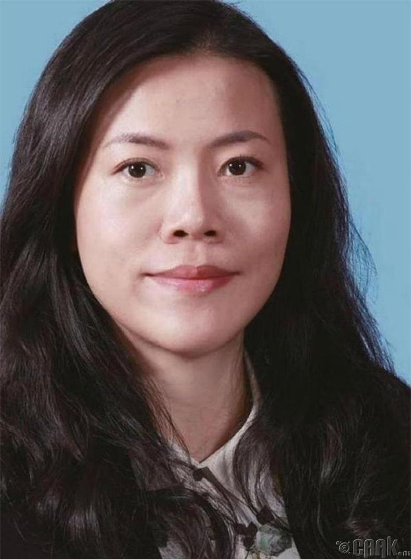 Ян Хуйян (Yang Huiyan) - 6.9 тэрбум