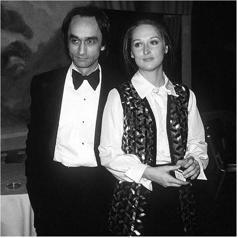 Мерил Стрип болон Жон Казале (Meryl Streep, John Cazale)