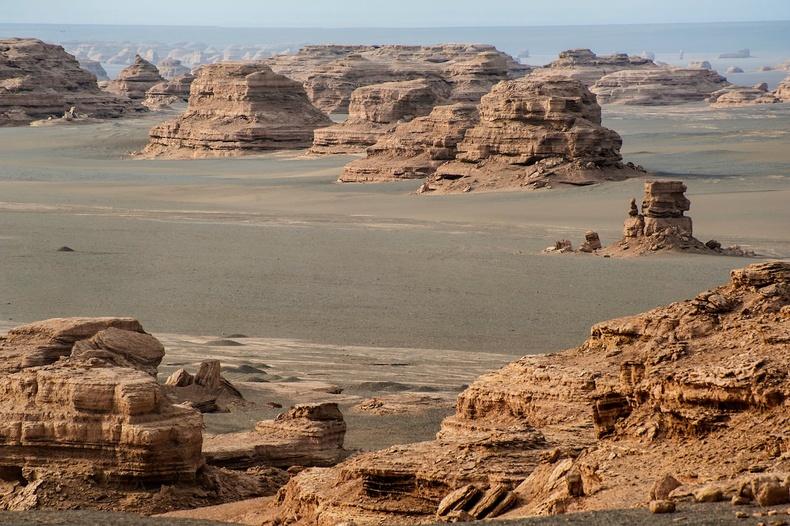 Ядан үндэсний геологийн парк
