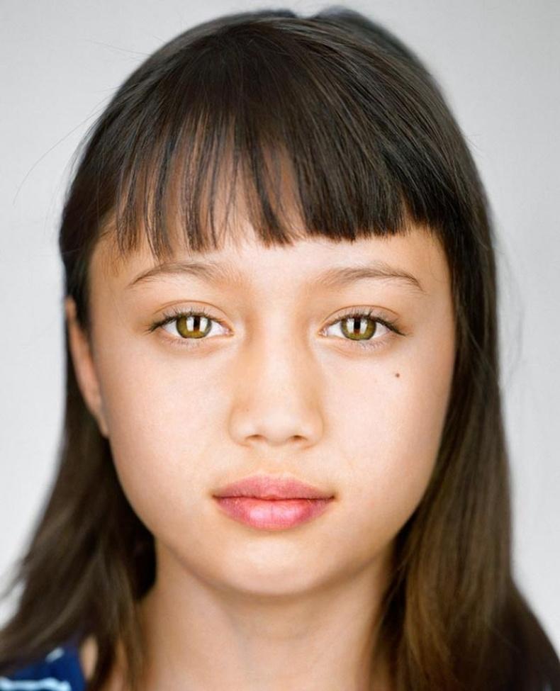 Лула Ньюман - 7 настай, Нью Йорк.