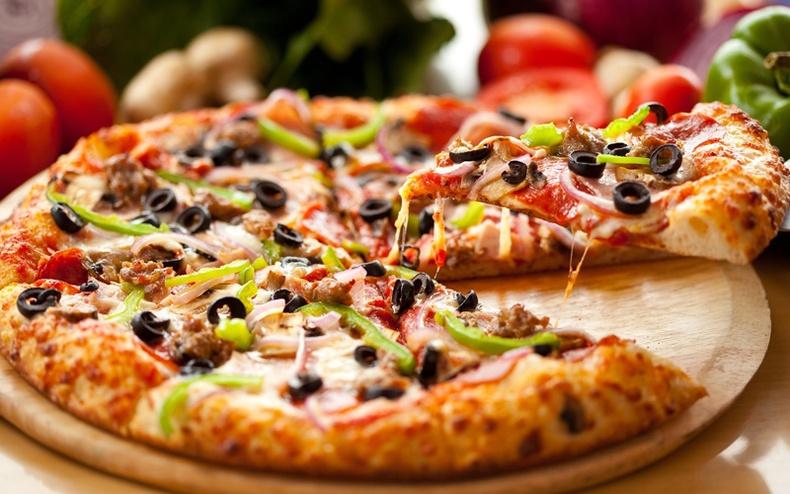 """""""Чөмөгтэй"""" пицца хийх хялбар арга"""