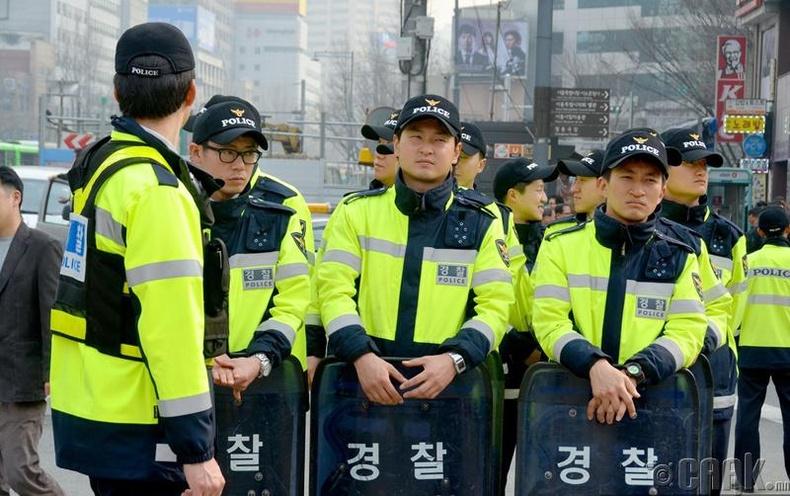 Өмнөд Солонгос