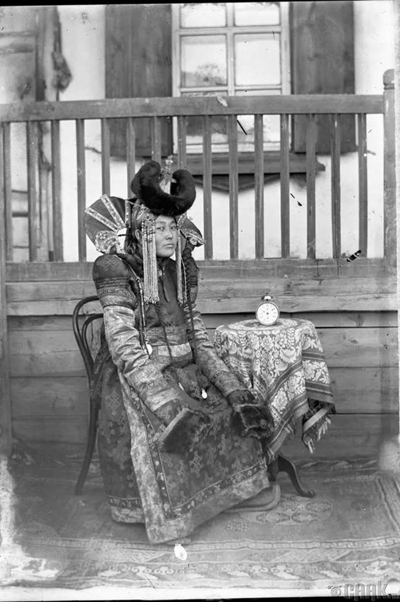 Ноёны хатан - 1920 он