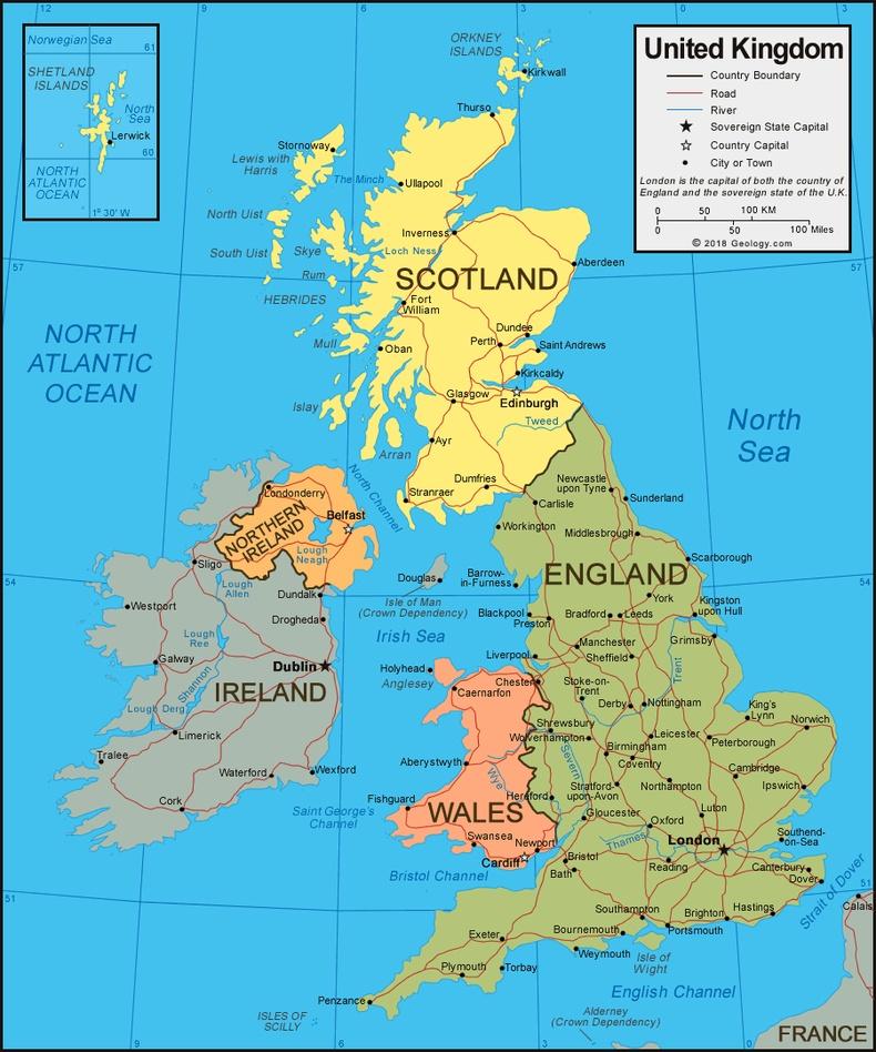 Шотланд