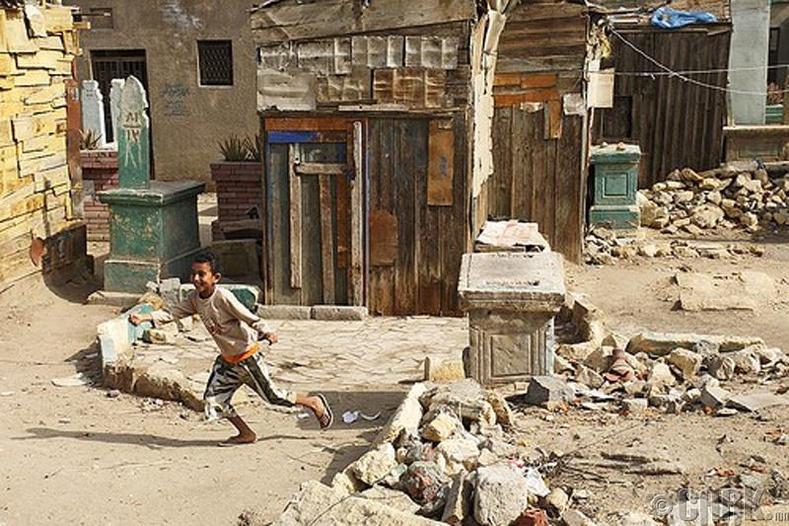 Египет, Каир хотын ядуусын хороолол