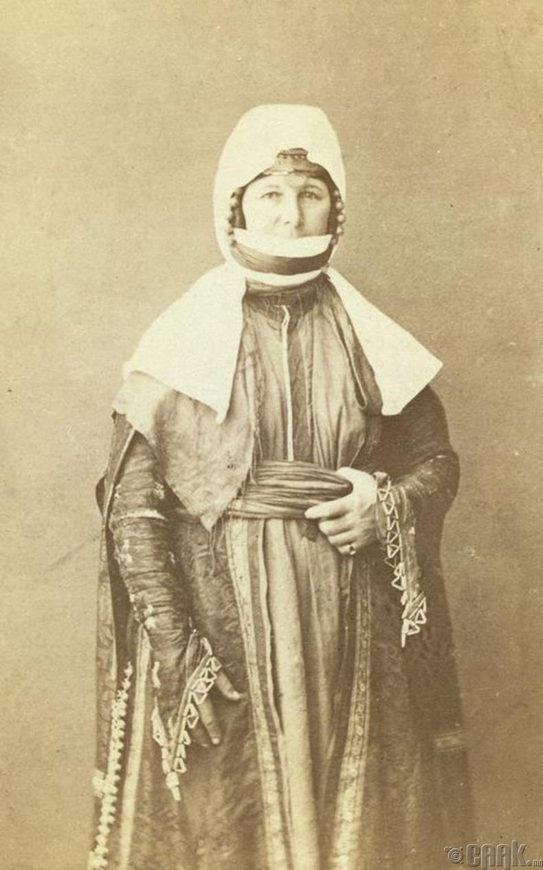 Армен эмэгтэй