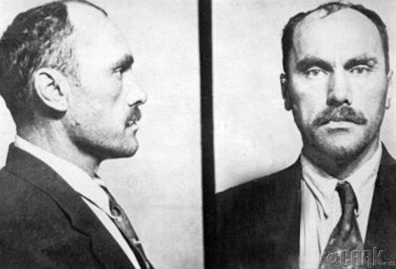 "Карл Панцрам (Carl Panzram), ""Killer: A Journal of Murder"""