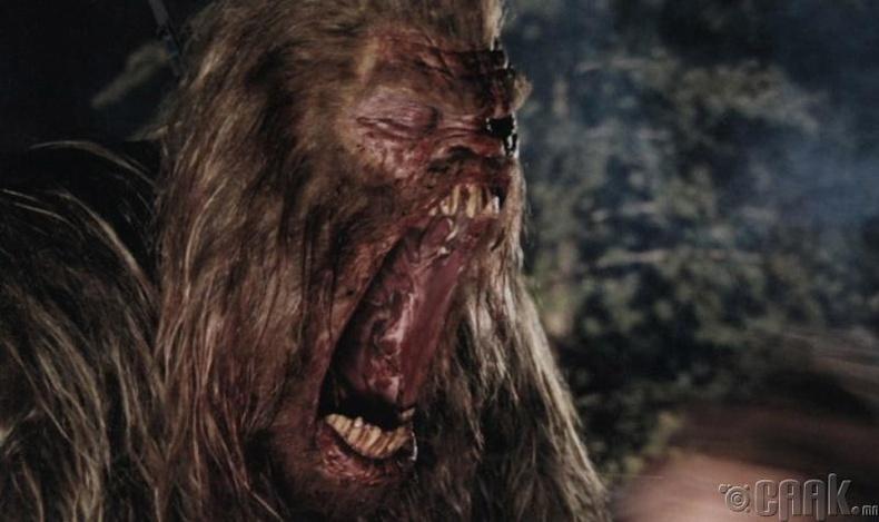 Алмас (Bigfoot)