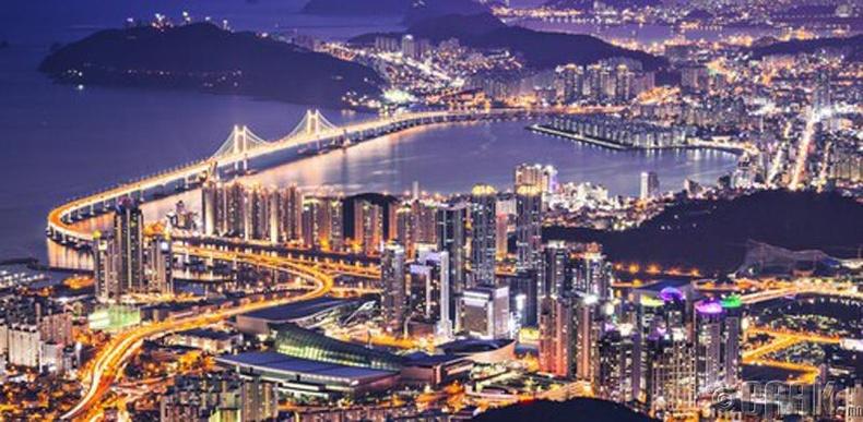 Өмнөд Солонгос - Бусан