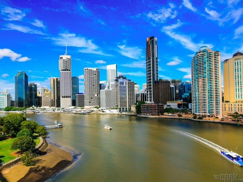 Брисбен, Австрали (Brisbane, Australia)