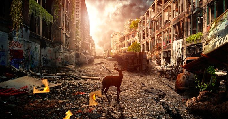 Дэлхий дээрх бүх хүн төрөлхтөн үгүй болвол юу болох вэ?