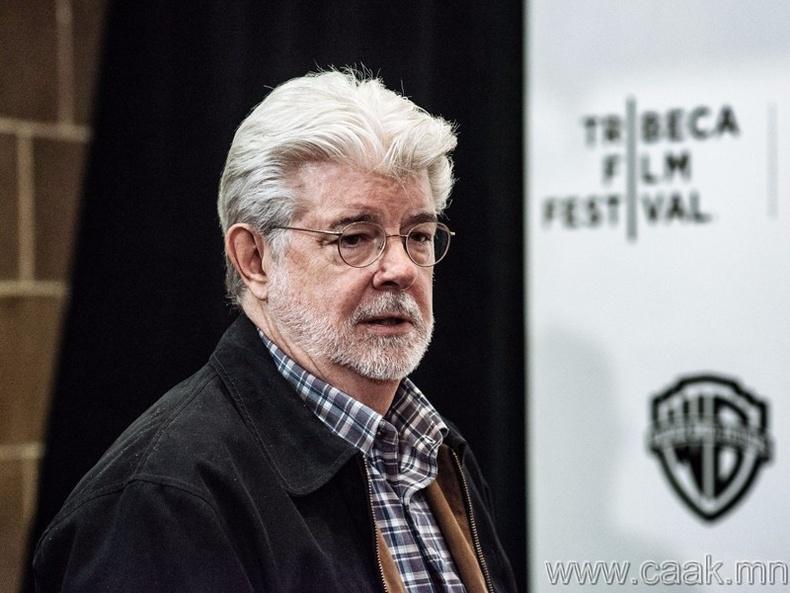 Жорж Лукас (George Lucas)