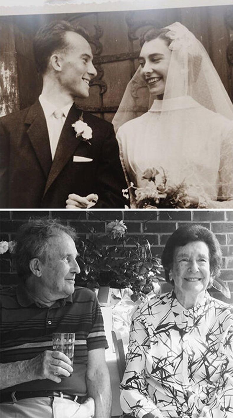 60 жилийн дараа ч хайр сэтгэл нь хэвээр