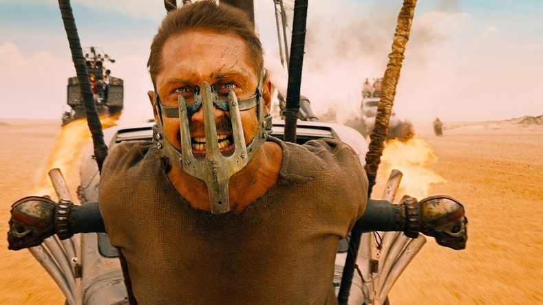 """Mad Max: Fury Road"" (2015) - 97%"