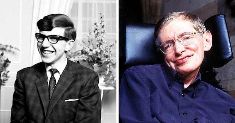 Эмч нар Стивен Хокингод 21 настайд нь 2хон жилийн нас үлдсэн гэж хэлж байв. Харин тэрээр үүнээс 55 жилийн дараа буюу 76 насандаа таалал төгссөн юм