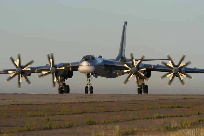 """""""Туполев Tу-95"""" (Зөвлөлт холбоот улс)"""