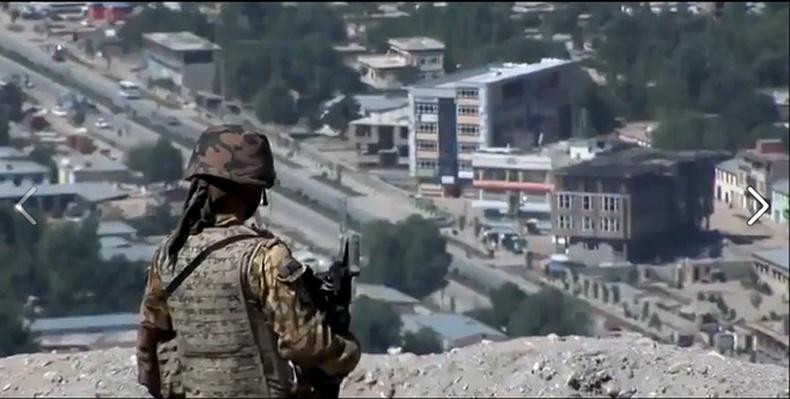 Афганистан дахь Монгол цэргүүд
