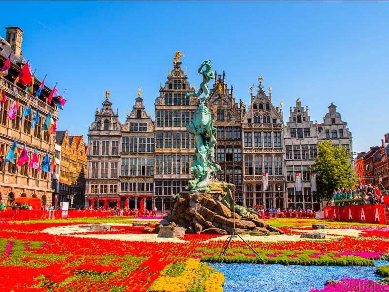 Антверпен, Бельги ( Antwerp, Belgium)
