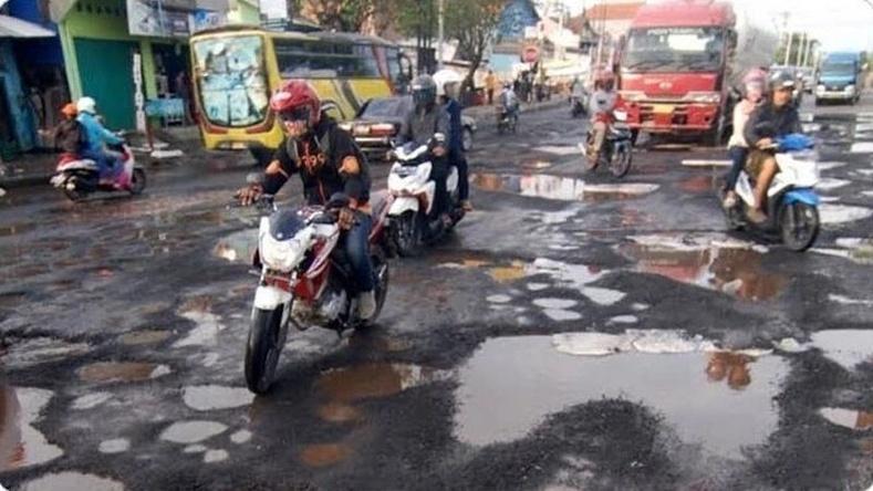 Индонезийн нийслэл Жакарта хот