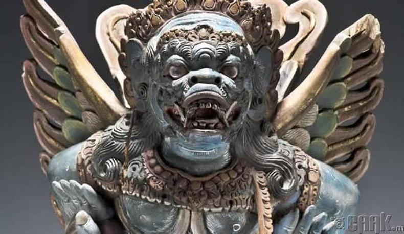 Ракшас (Хинди болон Буддын шашин)
