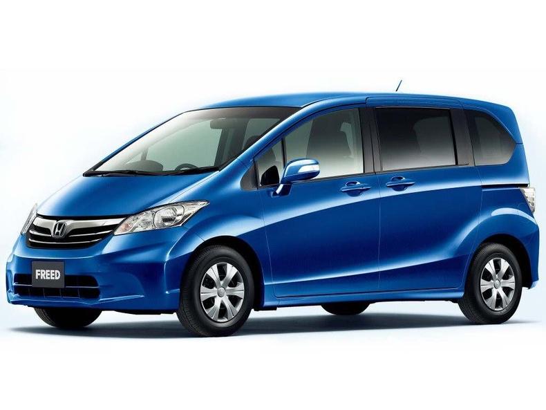 Honda freed 2012-2014