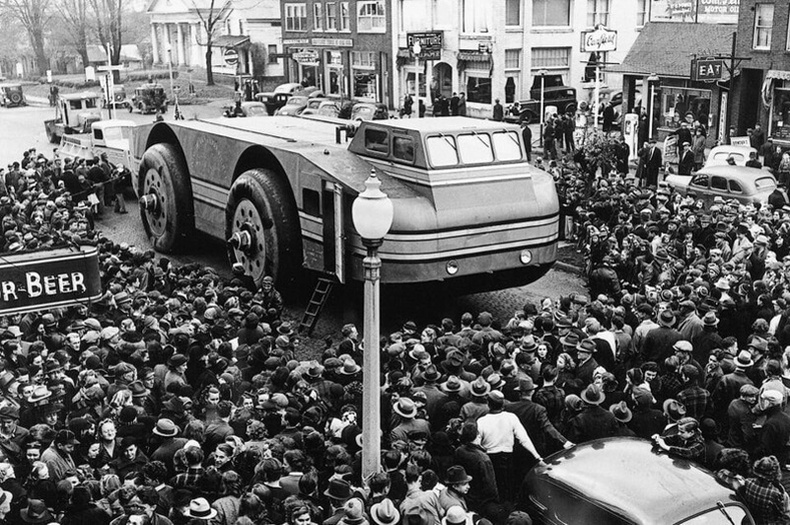 Өмнөд туульд явах тээврийн хэрэгсэл - 1939 он
