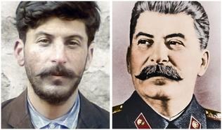 Залуудаа царайлаг байсан түүхэн хүмүүс