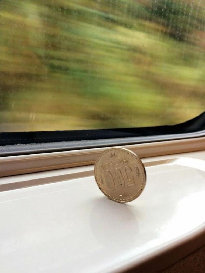 Японы өндөр хурдны галт тэрэг өчүүхэн ч донсолдоггүй
