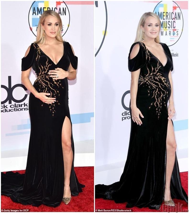 Дуучин Керри Андервүүд (Carrie Underwood)