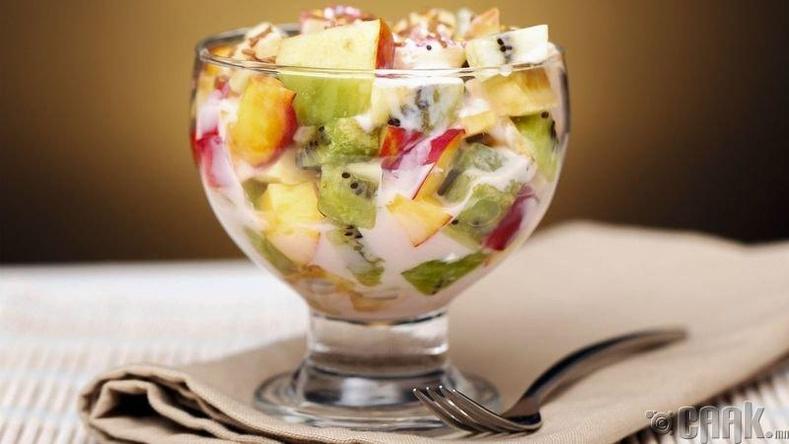 Жимсний салат
