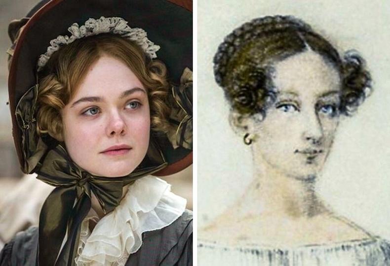 Элл Феннинг - Мерри Шелли (Mary Shelley)