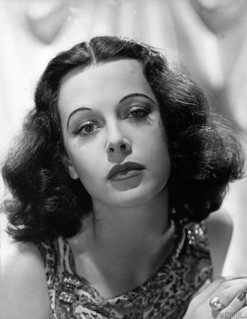 Хэди Ламар/Hedy Lamarr/