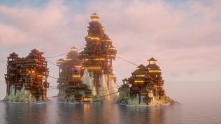 """""""Minecraft"""" тоглогчдын урласан гайхалтай бүтээлүүд"""