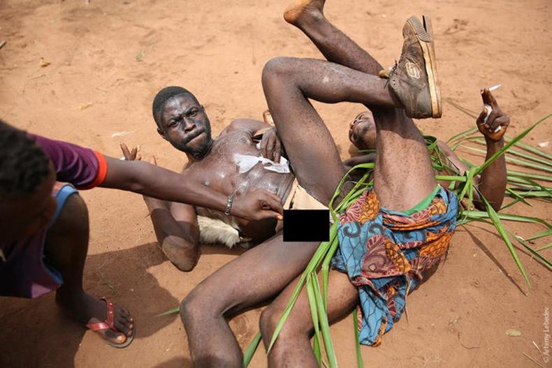 Африкийн орнуудын бодит амьдрал