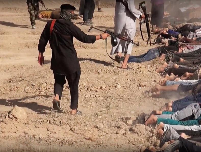 Террористуудын харгис цааз