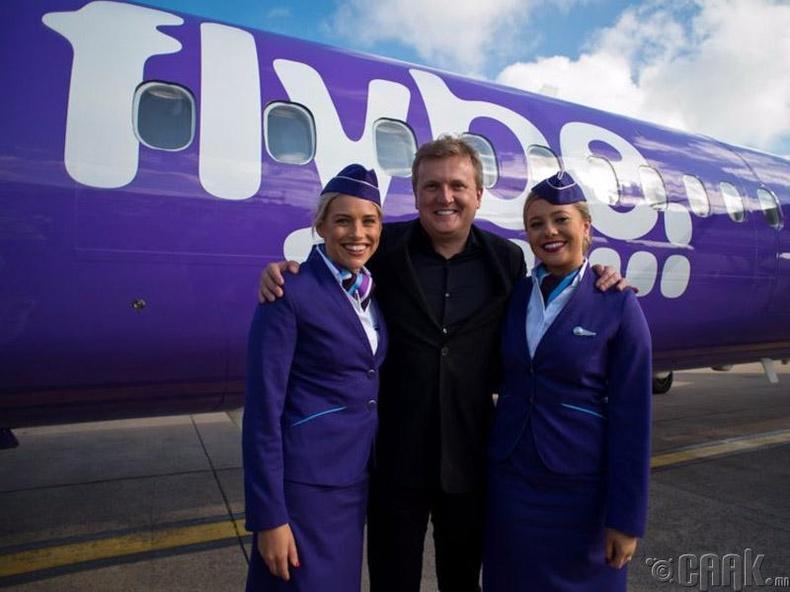 """""""Flybe"""", Их Британи"""