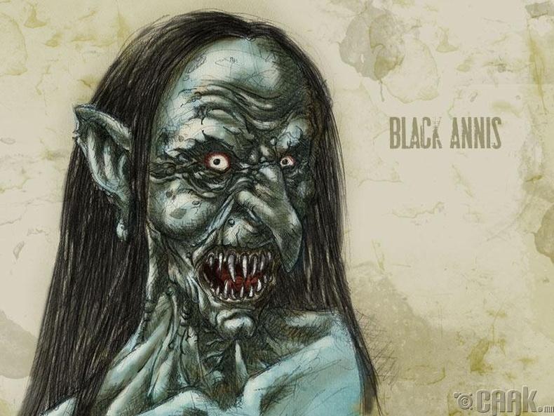 Хар Аннис (Black Annis)