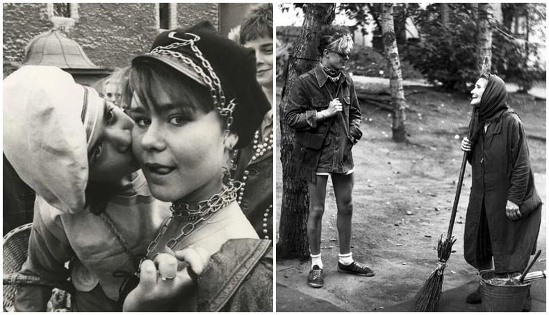 Социалист нийгмийн сүүлийн жилүүд дэх Зөвлөлтийн амьдралыг харуулсан шилдэг гэрэл зургууд