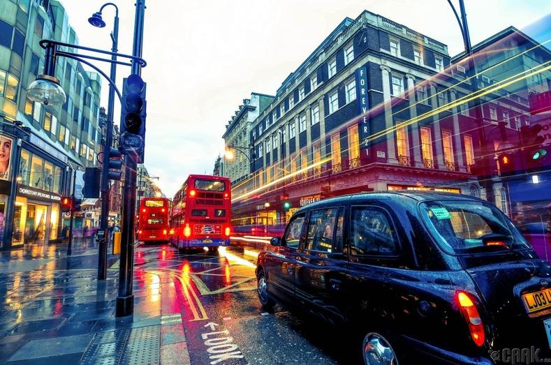 Англи - Лондон хот