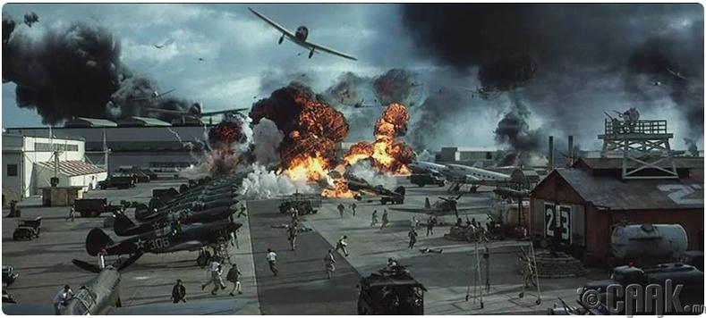 """""""Pearl Harbor"""": Цэргийн баазын бөмбөгддөг хэсэг - 5.5 сая ам.доллар"""